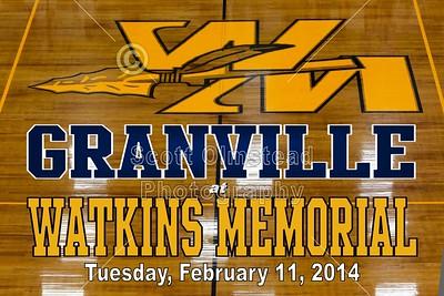 2014 Granville at Watkins Memorial (02-11-14)