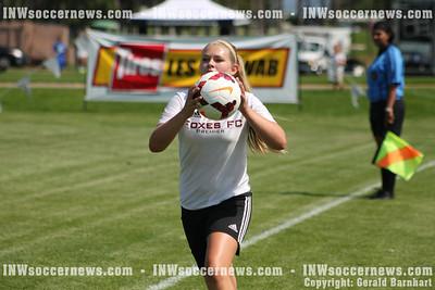 Northwest Cup 2013 Girls - Day 1