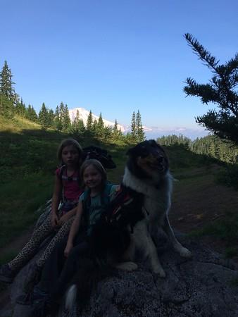 Climb Mt Watson Sept 2017