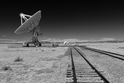VLA (black and white)
