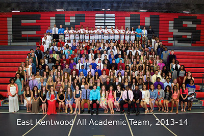2013-14 All Academic Team