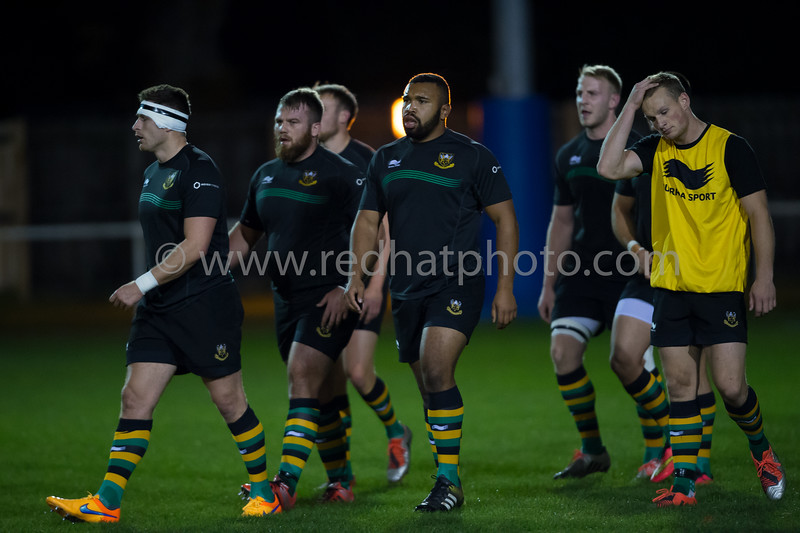 Cambridge University vs Wanderers, Grange Road, 19 October 2015