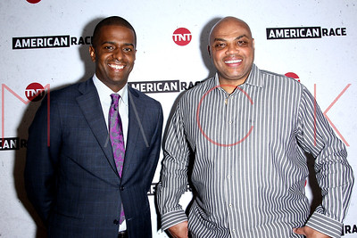 """NEW YORK, NY - MAY 04:   """"American Race"""" Red Carpet at The Paley Center for Media."""