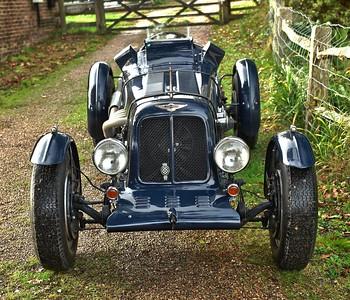 1934 Lagonda Rapier Special Monoposto BPH492