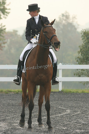 Boyd Martin and Remington XXV at Fair Hill 2008