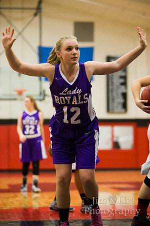 CCS Freshmen and JH Basketball at Stratford, January 28