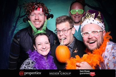 The Meier Group / Sharp Solutions - 5th Annual Pumpkin Carving Event