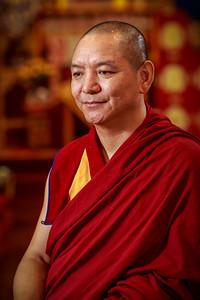 Monk Portraits