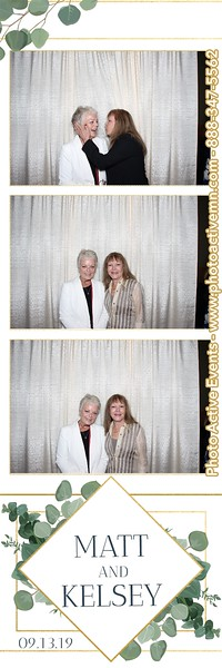 2019-09-13 Summit Chalet Wedding Photo Booth