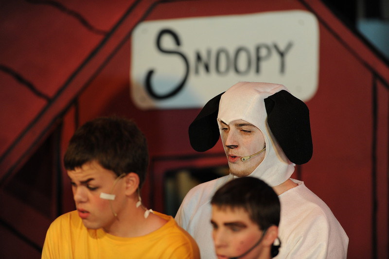 Shawn is Snoopy.
