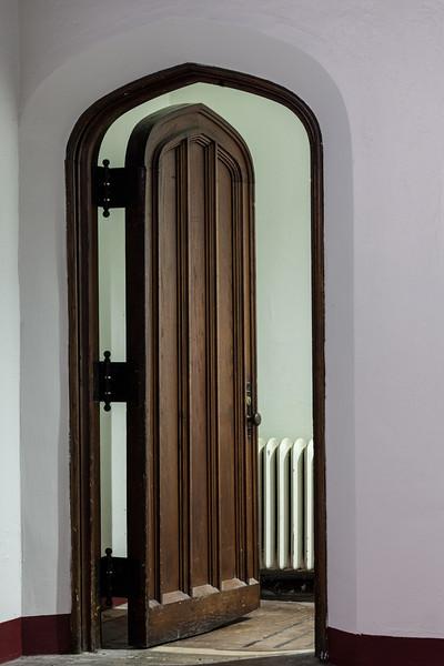 Heavy Door