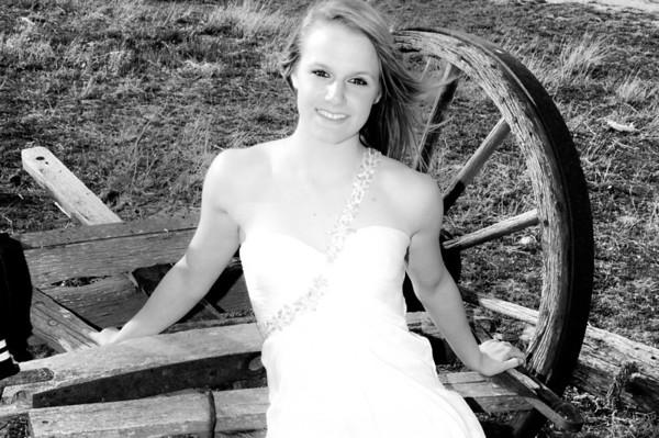 Shelby Senior Year 2012 Bushland