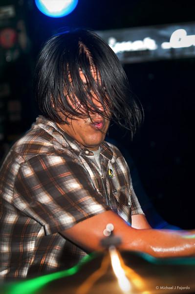 Raul Morales Mike Wat and The Missingmen Larimer Lounge Denver, CO  April 22, 2011