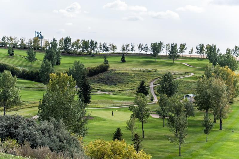 The Trochu Golf & Country Club