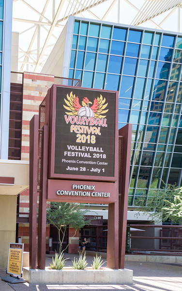 2018 Volleyball Festival Phoenix