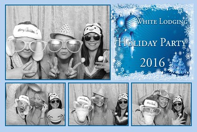 White Lodging - Holiday Party 2016