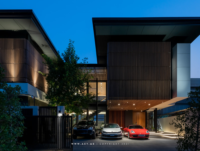 Private Residence, Lad Prao 71