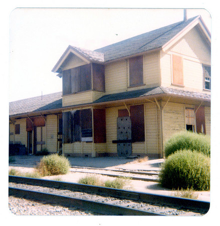 Goleta Depot Photos by Bill Cormack, 1977