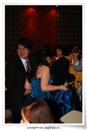20111015 芯羽同事婚宴 @ 中壢茂園