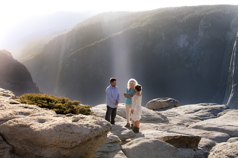 Casey and Rebekah Riley, Yosemite National Park
