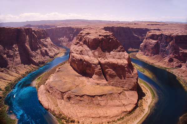 Horseshoe Bend June 2012