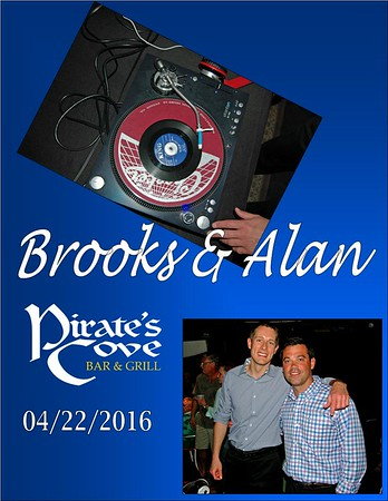 2016 SOS Brooks & Alan at the Pirates Cove