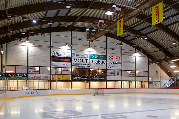Askerhallen 2013-2014 reklameoversikt