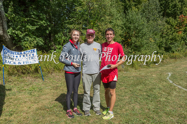 WPI cross country 9/26/2015