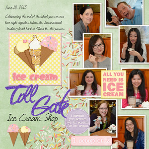 Toll Gate Ice Cream