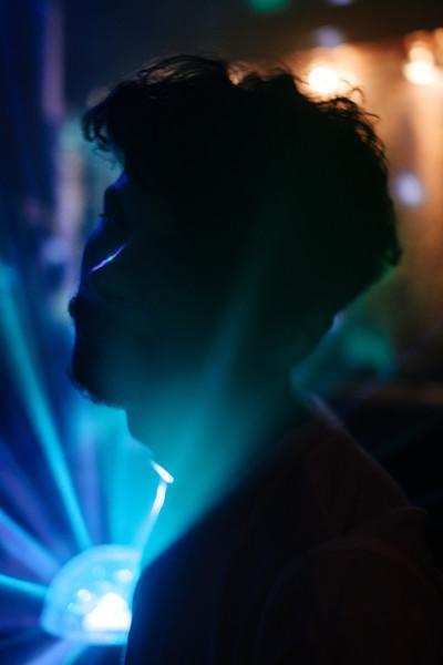 DJ Johny Haway at L'écurie Geneva