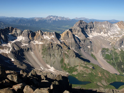 Mount Sneffels (14150') 8.12.08