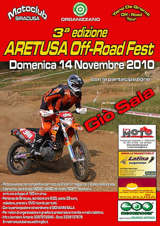 3° ARETUSA off-road Fest