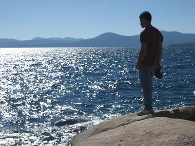 Lake Tahoe August 2006