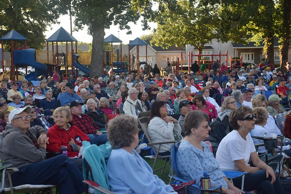DIG Music in the Park in Durand on Aug. 28th, 2019