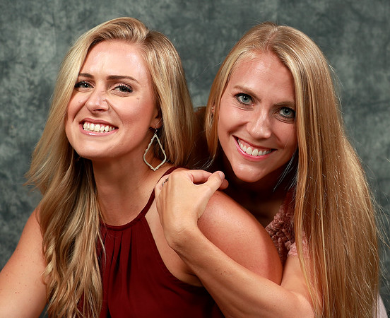 Amanda & Kelsey Photoshoot
