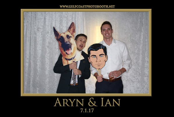 Aryn & Ian's Wedding July 1st 2017
