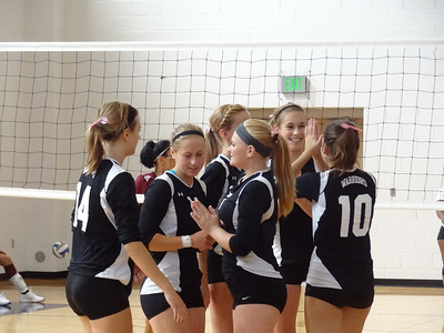 Warrior Volleyball @ Columbia Heights Tournament