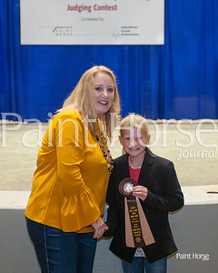 2018 AjPHA/ApHC Youth World Championship Judging Contest