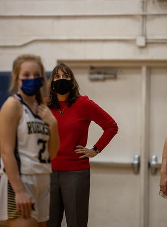 Girls Varsity Basketball 2/16