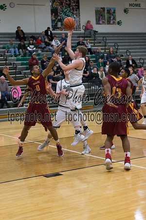 Monrovia vs Scecina Boys Basketball 1-12-16