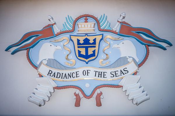 Radiance of the Seas - November 2013