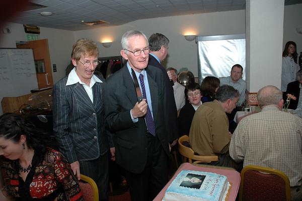 2005-11-16 Kevin Dooley's Retirement