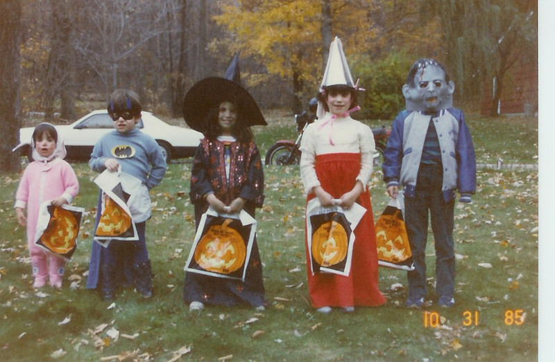 Halloween from the 80s