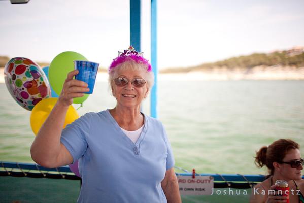 Lake Travis Birthdays