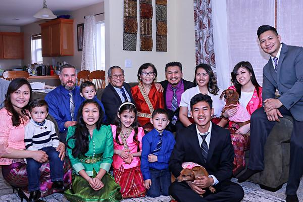 Meuangkhot's Family