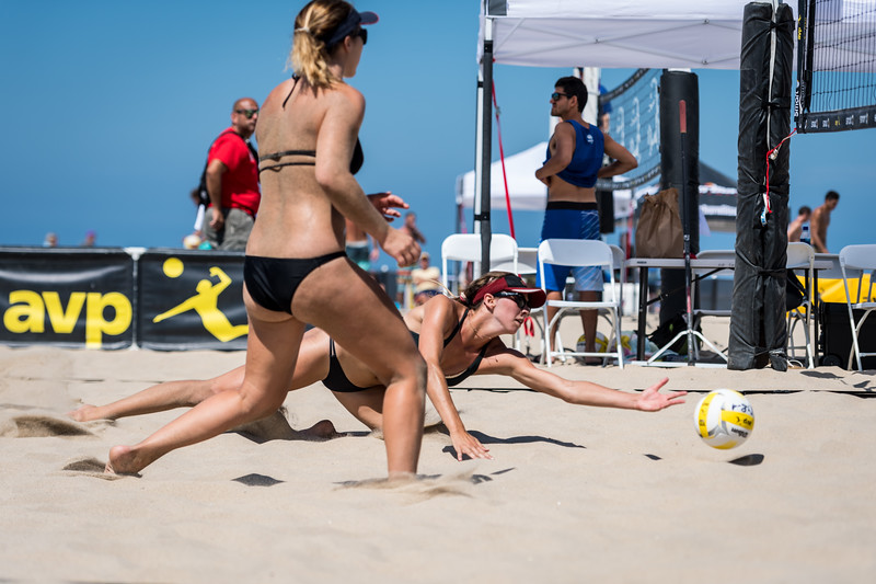 AVP Hermosa Beach Qualifier - July 20th, 2017