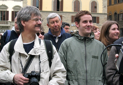 Sinfonia in Italy 2004