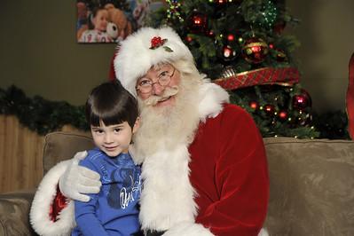 Santa Photos - Friday Afternoon 3:15pm to 6:15pm