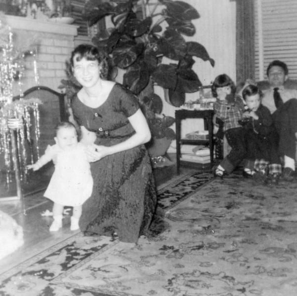 Christmas day 1951
