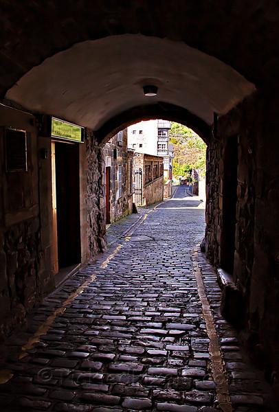 Side Door - Tolbooth Tavern